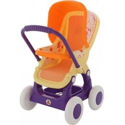 Wózek dla lalek Nr2 spacerowy 4-kołowy