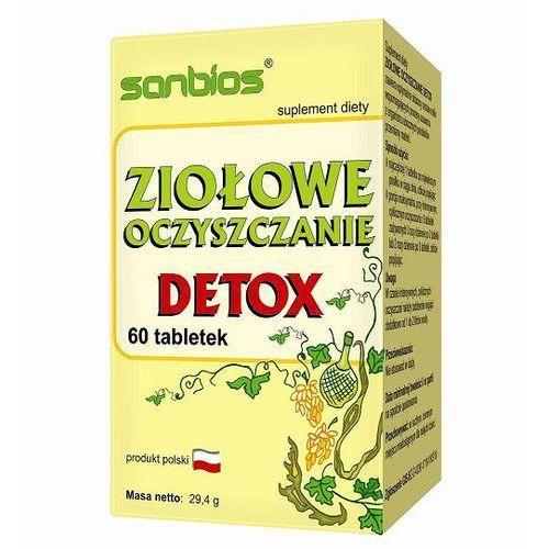 Detox i oczyszanie organizmu, Ziołowe oczyszczanie DETOX