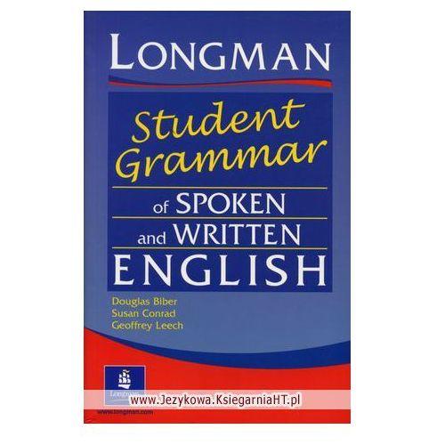Książki do nauki języka, The Longman Student's Grammar of Spoken and Written English, Paper (opr. miękka)