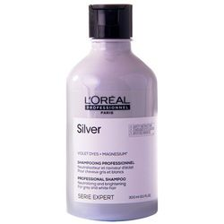Loreal silver szampon do włosów siwych i rozjaśnianych 300 ml