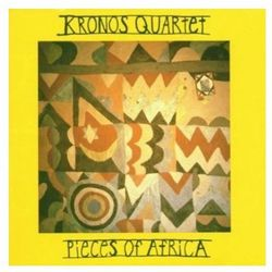 Pieces Of Africa (CD) - Dumisani Maraire, Faday Musa Suso, Hamsa El Din