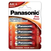 Baterie, Bateria PANASONIC LR6PPG/4BP