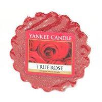 Olejki zapachowe, Wosk zapachowy YANKEE True Rose - YWTR- natychmiastowa wysyłka, ponad 4000 punktów odbioru!