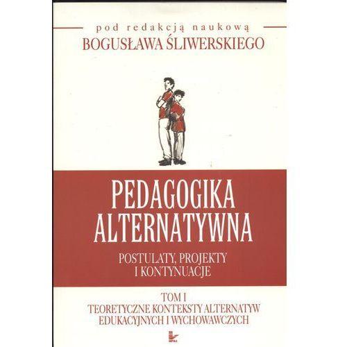 Pedagogika, Pedagogika alternatywna (opr. miękka)