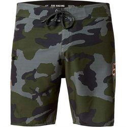 strój kąpielowy FOX - Overhead Camo Stretch Fhe 18in Green Camo (031) rozmiar: 36