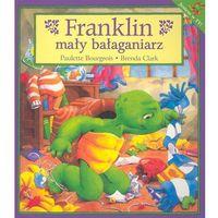 Książki dla dzieci, Franklin mały bałaganiarz. (opr. miękka)