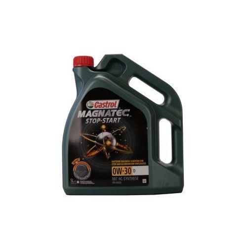 Pozostałe oleje, smary i płyny samochodowe, Castrol MAGNATEC Professional E 5W-20 5 Litr Kanister