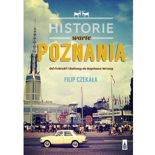 Pozostałe książki, Historie warte Poznania (opr. twarda)