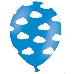 Balony urodzinowe Chmurki - 30 cm - 6 szt.