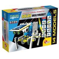 Roboty dla dzieci, Science Hi Tech Solar Robot 13w1 na energię słoneczną