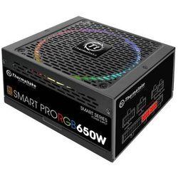 Zasilacz Thermaltake Smart Pro RGB 650W (PS-SPR-0650FPCBEU-R) Darmowy odbiór w 21 miastach!