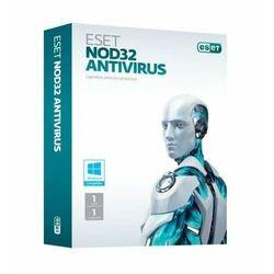 ESET NOD32 Antivirus BOX 1 - odnowienie na 3 lata ESET NOD32 Antivirus BOX 1 - desktop - odnowienie na 3 lata. Licencja uprawnia do pobrania najnowszej, dostępnej wersji programu