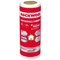 Wełna Rockwool Rockroll Plus 100 mm 4,0 m2