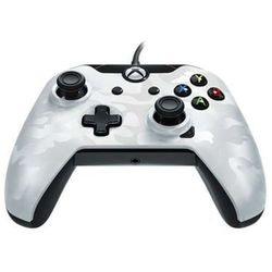 PDP Wired Camo White Controller XBOX One - Gamepad - Microsoft Xbox One S