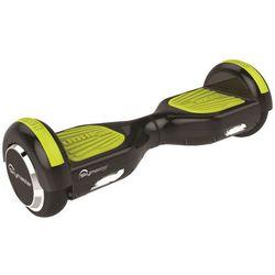 Elektryczna deskorolka smartboard SKYMASTER Wheels 6.5 Dual Smart Czarno-żółty + Zamów z DOSTAWĄ JUTRO! + DARMOWY TRANSPORT!