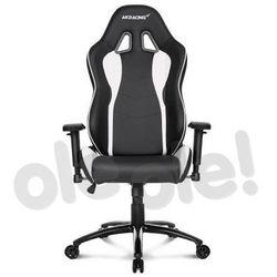 Akracing Nitro Gaming Chair (biały) - produkt w magazynie - szybka wysyłka!