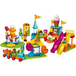 Lego DUPLO Duże wesołe miasteczko big fair 10840