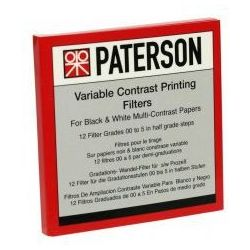 PATERSON Filtry do papierów multi.8x9x8,9cm/12 szt