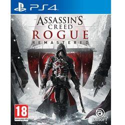 Ubisoft gra Assassins Creed Rogue - Remastered na konsolę Play Station 4 - BEZPŁATNY ODBIÓR: WROCŁAW!