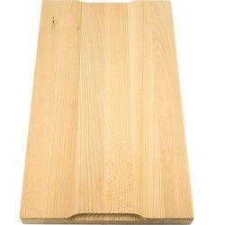 Deska do krojenia z drewna bukowego 600x350x40 mm | STALGAST, 344600