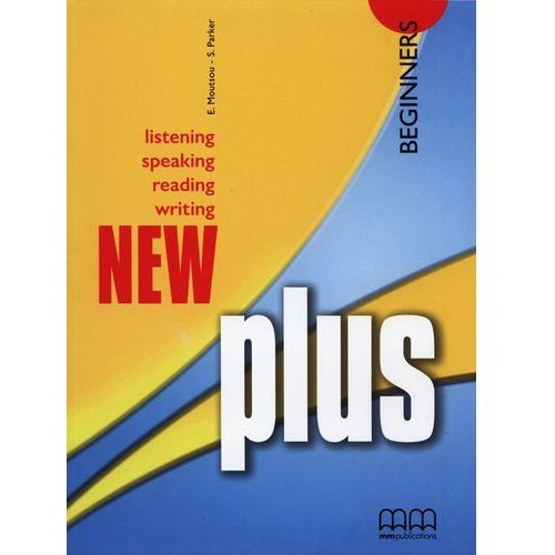 Książki do nauki języka, New Plus Beginners Student&-8217;s Book (opr. miękka)