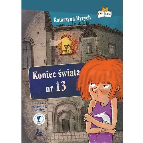 Książki dla dzieci, Koniec świata nr 13 + zakładka do książki GRATIS (opr. twarda)