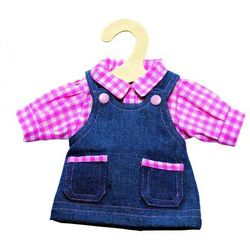Heless Dżinsowa sukienka + koszulka