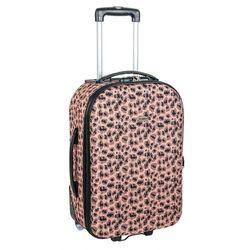 Mała walizka PASO w panterkę 4Y38DJ Oferta ważna tylko do 2023-03-04