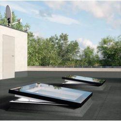 Okno do płaskiego dachu Fakro DEF DU6 120x220