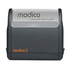 Super Pieczątka Modico 3 Czarna Super Pieczątka Modico 3 Czarna