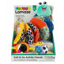 Miękka zabawka Lamaze Kolorowa spirala