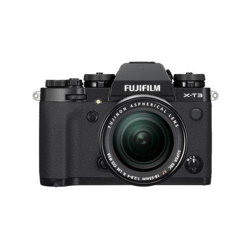 Aparaty kompaktowe, FujiFilm X-T3