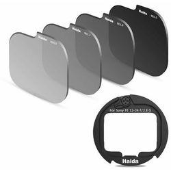 Zestaw tylnych filtrów szarych do Sony FE 12-24mm F2.8 GM Haida Rear