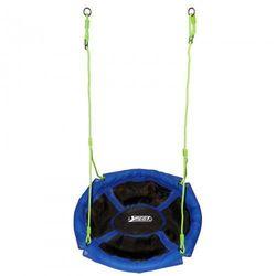 Huśtawka bocianie gniazdo Best Sporting - pełne siedzisko 90 cm 100 kg!