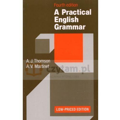 Książki do nauki języka, Practical English Grammar Low Price Edition (opr. miękka)