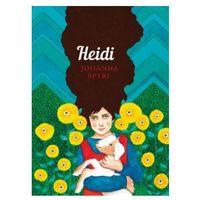 Książki dla dzieci, Heidi (opr. miękka)