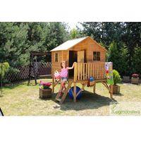 Domki i namioty dla dzieci, Domek ogrodowy dla dzieci Jurek