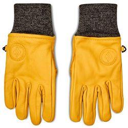Rękawice narciarskie BLACK DIAMOND - Dirt Bag Gloves BD801861 NTRL Żółty