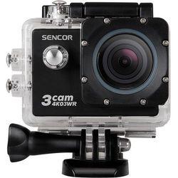 SENCOR kamera sportowa 3CAM 4K03WR - BEZPŁATNY ODBIÓR: WROCŁAW!