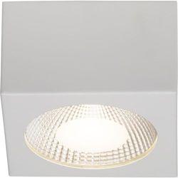 Lampa meblowa Brilliant G94254/05, LED wbudowany na stałe x 1 10 W, 230 V, IP20, (DxSxW) 12 x 12 x 7.5 cm, biały