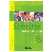 Książki do nauki języka, Schritte International 1. Podręcznik z Ćwiczeniami + CD do Ćwiczeń (opr. miękka)