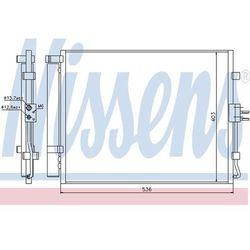 Skraplacz, klimatyzacja NISSENS 940217