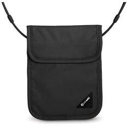 Paszportówka sekretna Pacsafe Coversafe X75 - Czarny
