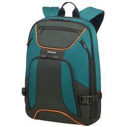 """Samsonite Kleur plecak miejski na laptopa 15,6"""" / na tablet 10,1"""" / zielony - Green / Dark Green"""