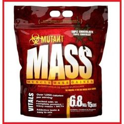 PVL Mutant Mass - 6800g - Triple Chocolate