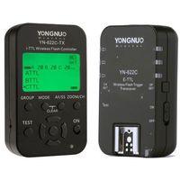 Pozostałe akcesoria fotograficzne, Yongnuo YN-622N-KIT LCD