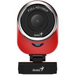 Genius Kamera QCam 6000, czerwona (32200002408)