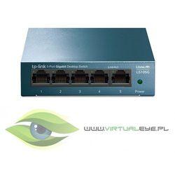 TP-LINK Przełącznik LS105G 5x1GbE LiteWave
