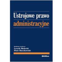 E-booki, Ustrojowe prawo administracyjne