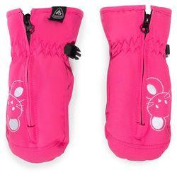 Rękawiczki dziecięce ROSSIGNOL - Baby M RLIYG16 Pink Fushia 374